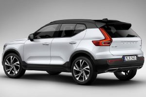 Volvo XC40 price in India
