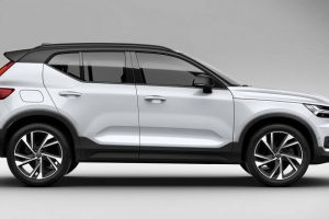 Volvo XC40 India Specifications