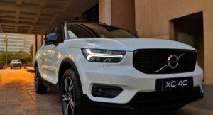 Volvo XC40 India Features