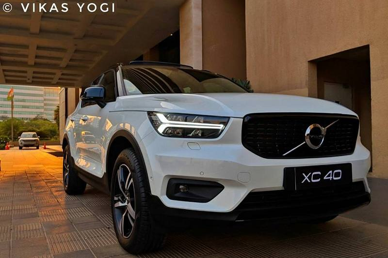Volvo Xc40 Price In India Specifications Features Interior