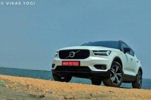 Volvo XC40 India Launch