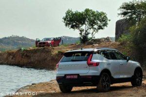 Volvo XC40 India Specs