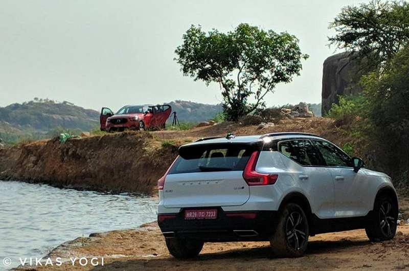 volvo xc40 price in india specifications features interior. Black Bedroom Furniture Sets. Home Design Ideas
