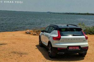 Volvo XC40 Price in India
