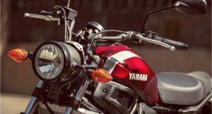 Yamaha XSR700 Headlamps