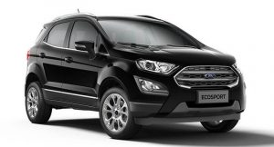 2017 Ford EcoSport Facelift India Launch