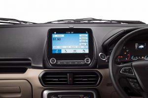 2017 Ford EcoSport SYNC 3 System