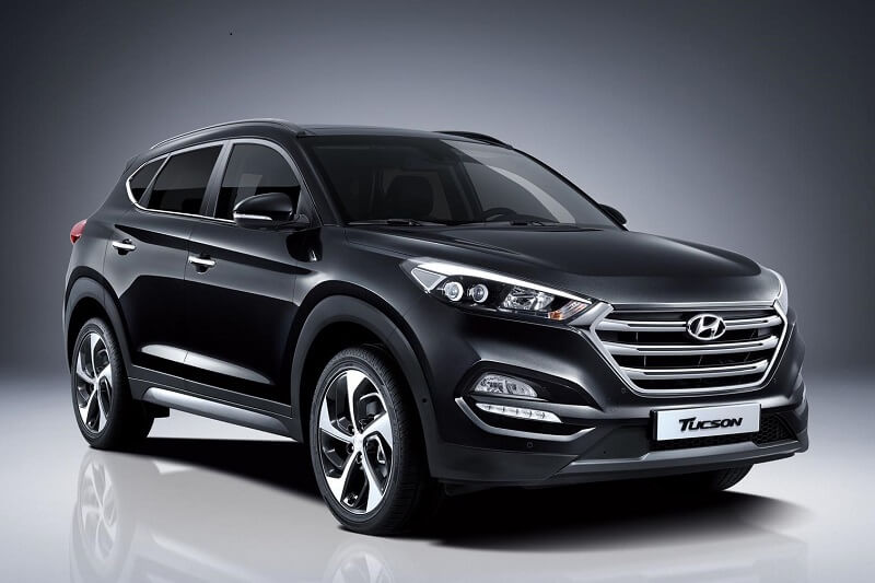 2017 Hyundai Tucson India