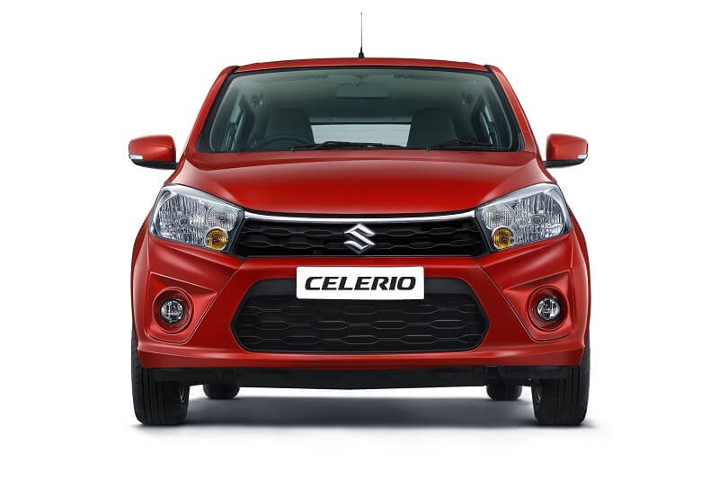 2017 Maruti Celerio Facelift Colours
