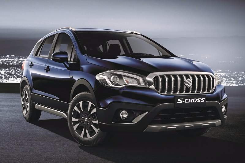 Maruti S Cross 2018