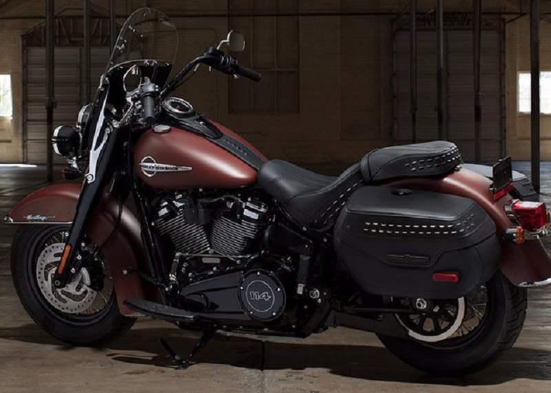 2018 Harley Davidson Heritage Classic