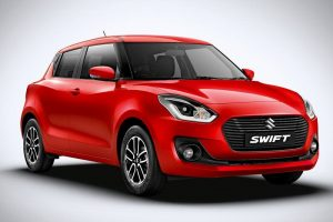 2018 Maruti Suzuki Swift Price In India