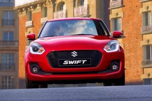 2018 Maruti Swift Front - Photo Gallery