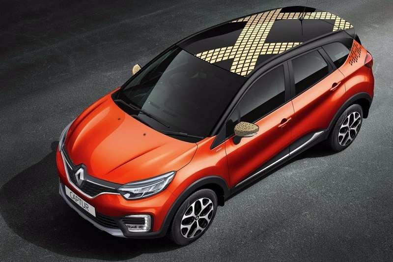2018 renault captur india price launch interior review mileage specs. Black Bedroom Furniture Sets. Home Design Ideas
