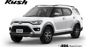 2018 Toyota Rush rendering (1)