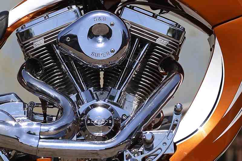 Avantura Choppers Engine