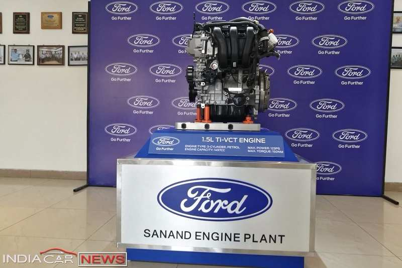 Ford EcoSport New Petrol Engine