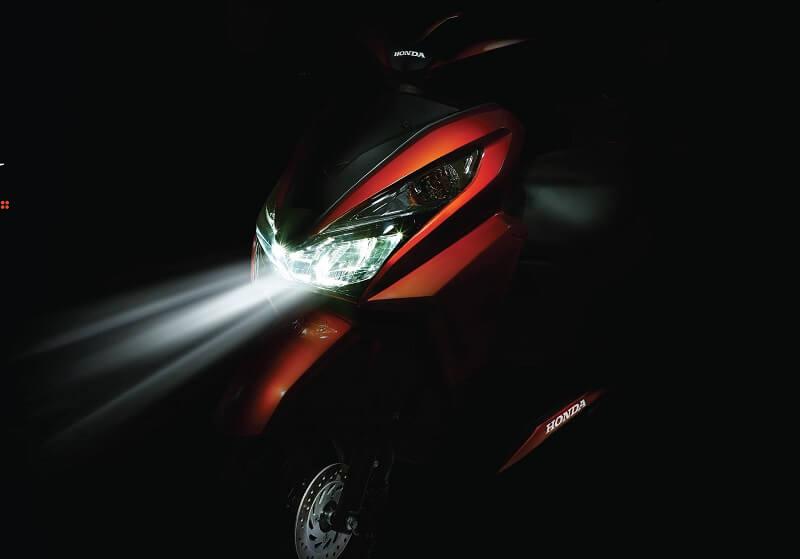 Honda Grazia Teased