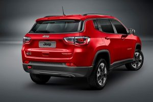 Jeep Compass Trailhawk India Rear