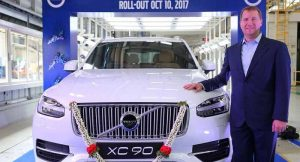 Locally Assembled Volvo XC90 SUV