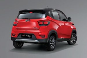 Mahindra KUV100 NXT specifications