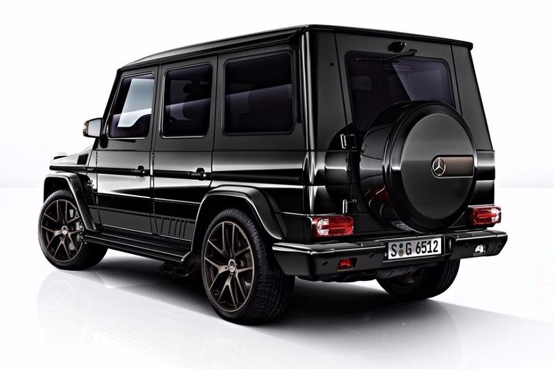Mercedes AMG G65 Final Edition Features