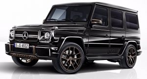 Mercedes AMG G65 Final Edition India