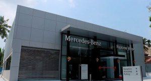 Mercedes-Benz India Body & Paint center Kochi