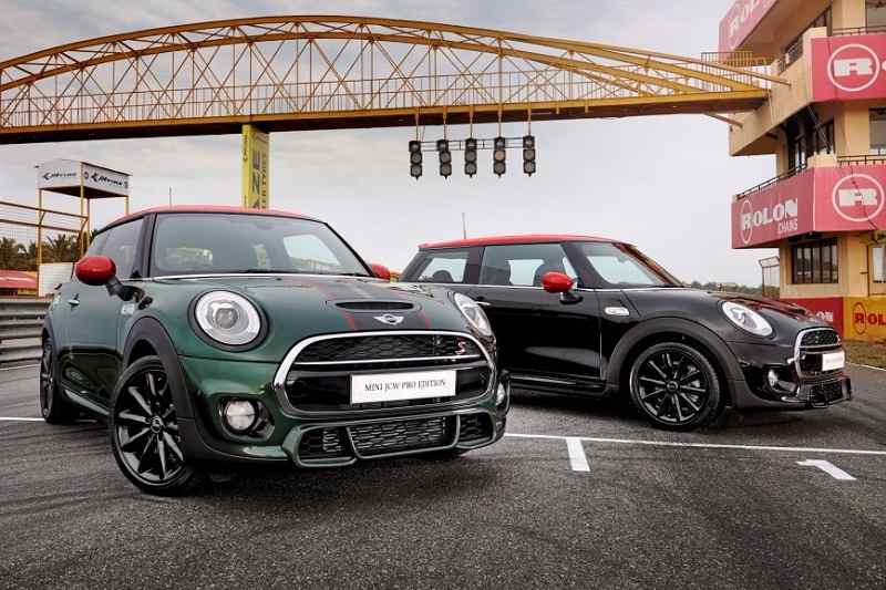Mini JCW Pro Edition India