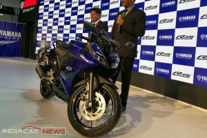 New 2018 Yamaha R15 V3 Features