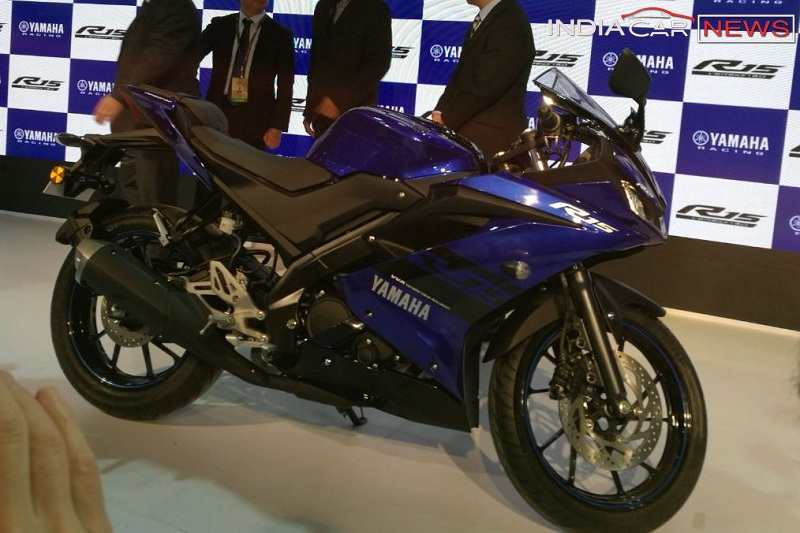 New 2018 Yamaha R15 V3 India Price