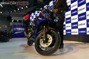 2018 Yamaha R15 Auto Expo