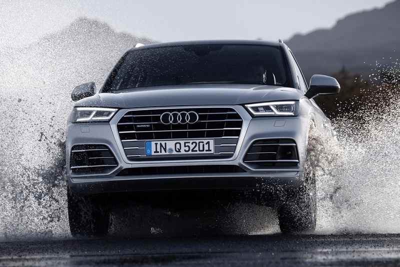New Audi Q5 2018 Price in India
