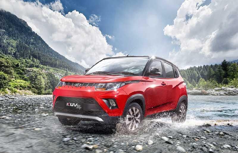 New Mahindra KUV100 NXT Price