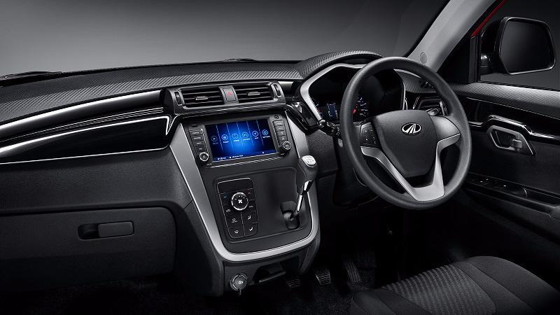 New Mahindra KUV100 NXT Interior