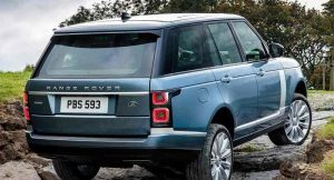 New Range Rover 2018 India 1