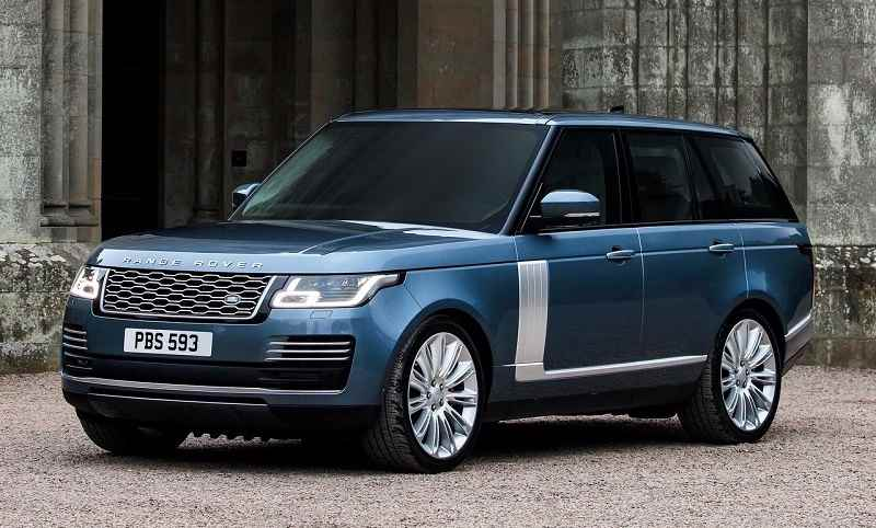 New Range Rover 2018 India 2