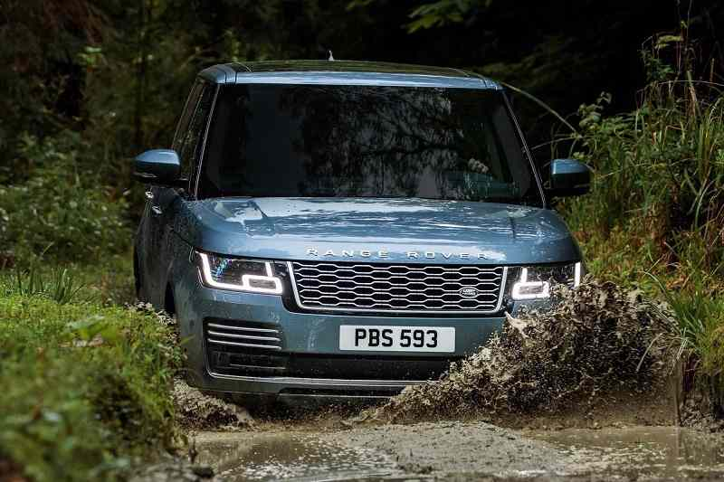 New Range Rover 2018 India