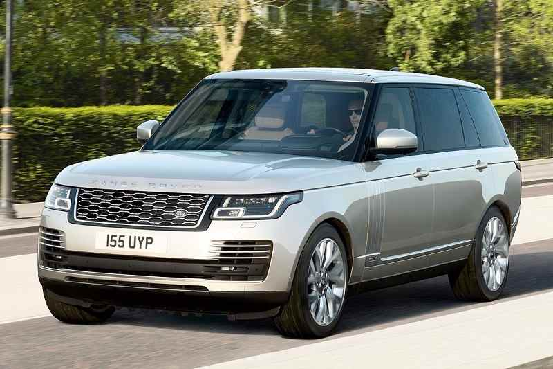 New Range Rover 2018 Specifications