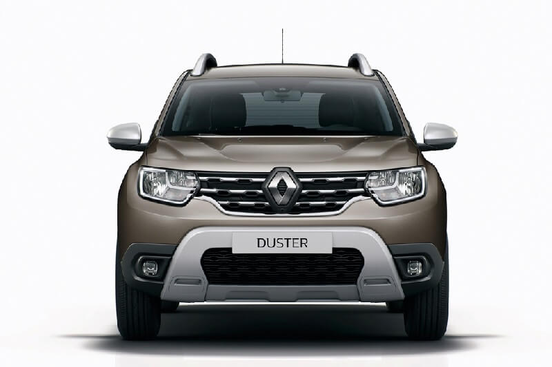 New Renault Duster 2018 India design