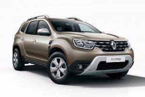 New Renault Duster 2018 India engine