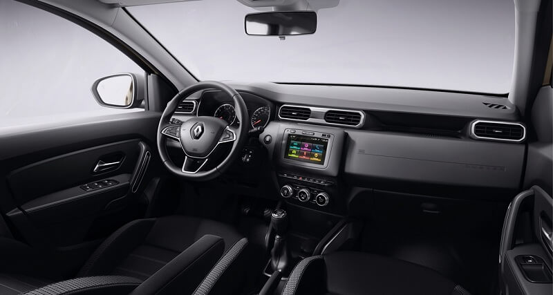 New Renault Duster 2018 India interior