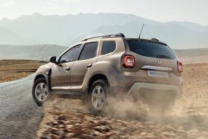 New Renault Duster 2018 India mileage