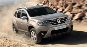 2018 Renault Duster price in India