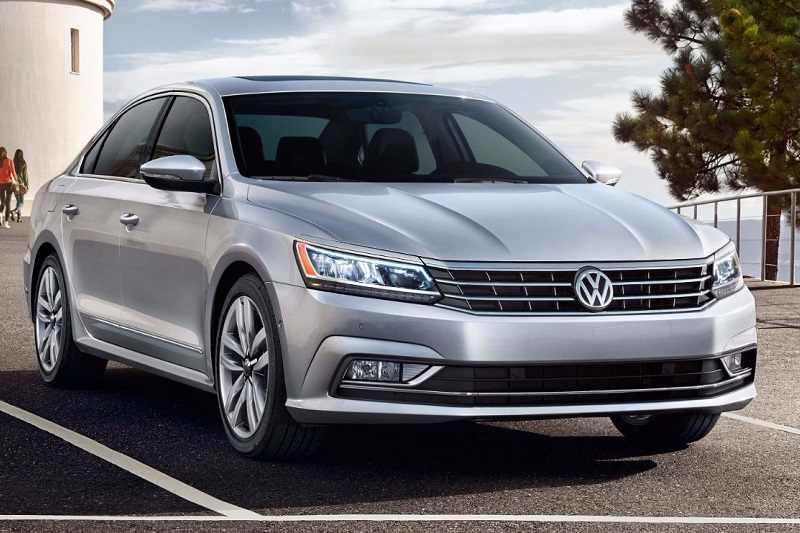New Volkswagen Passat 2017