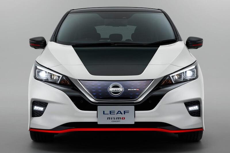 Nissan Leaf Nismo Front