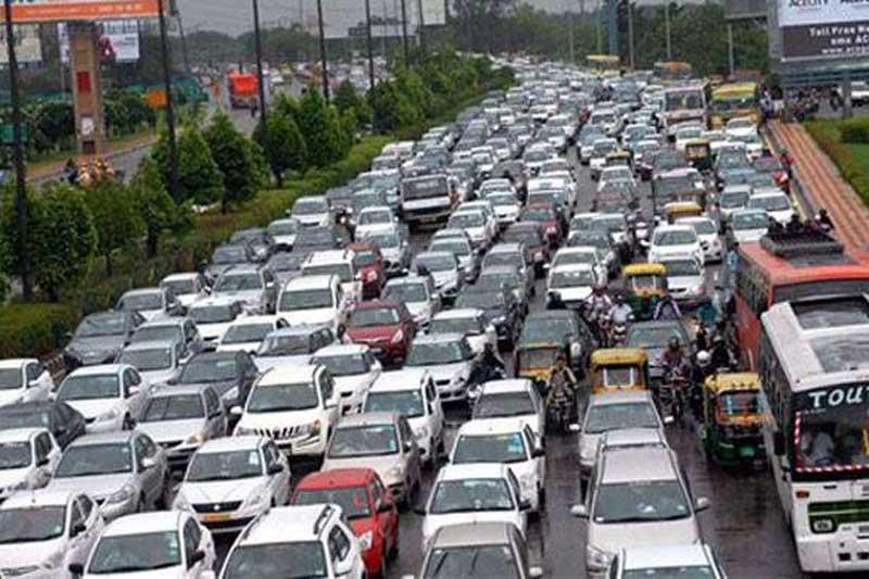 Odd-Even Rule Delhi