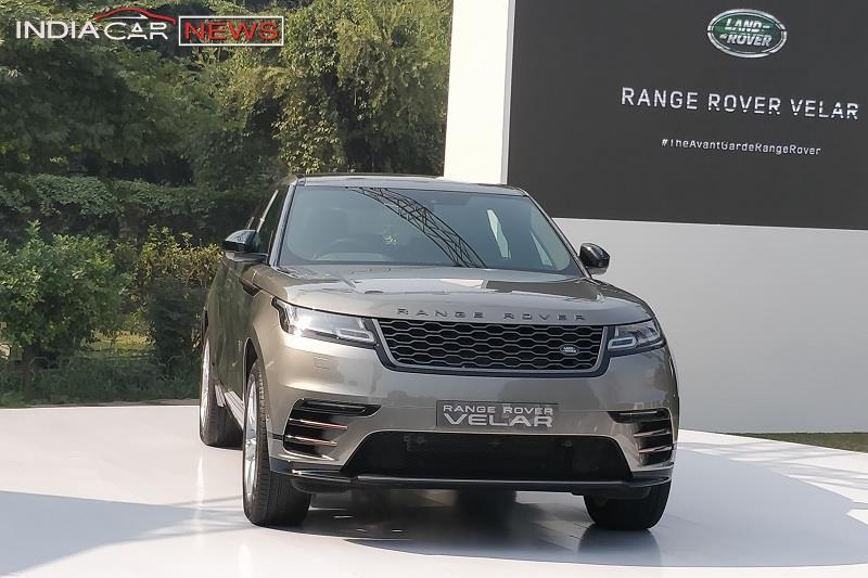 Range Rover Velar India Price