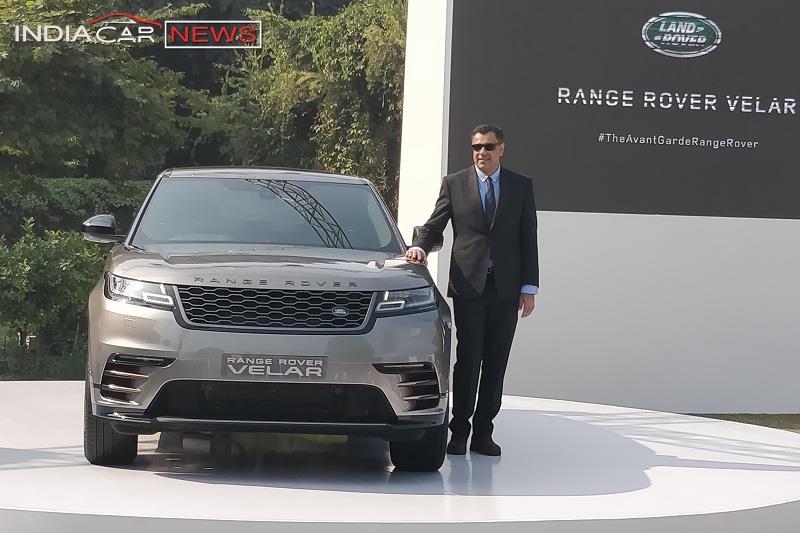 Range Rover Velar India