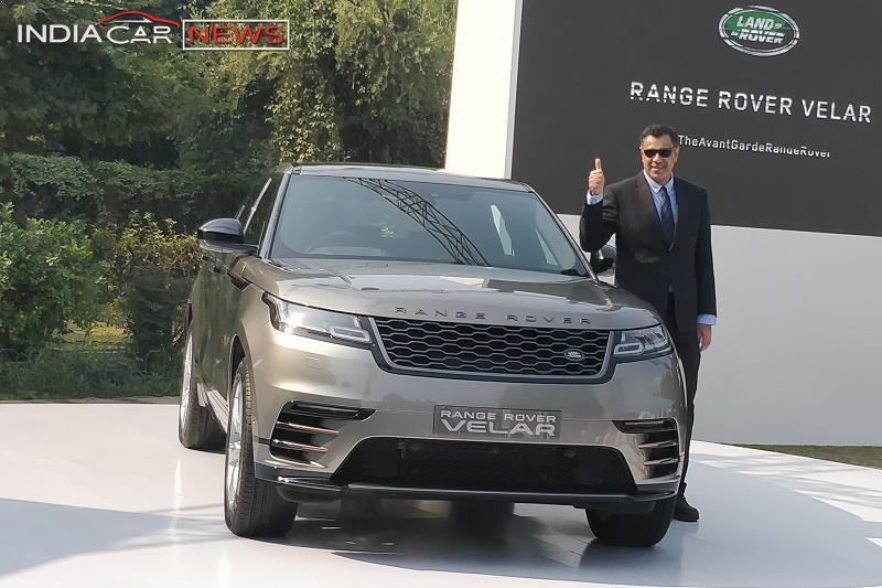 Range Rover Velar Price List